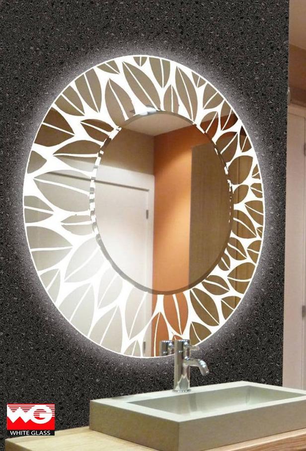 กระจกเงาอัจฉริยะ Trendy Mirror