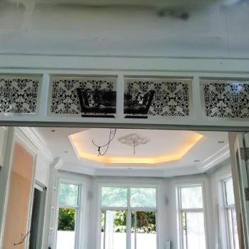 กระจกแพทเทิร์น Pattern Glass