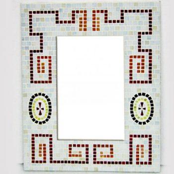 กระจกโมเสค MOSAIC GLASS