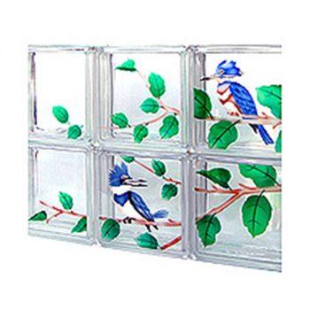 กลาสบล็อคสำเร็จ Glass Block Success