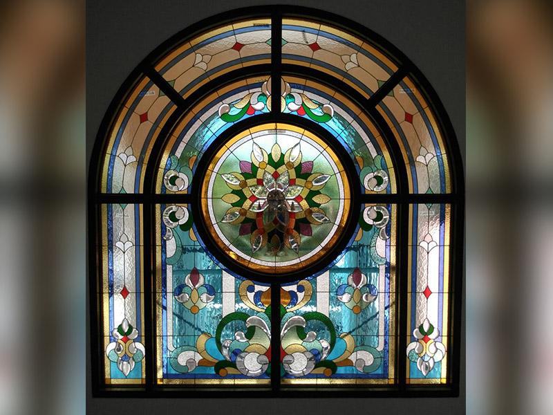 ช่องแสง Skylight Stained Glass